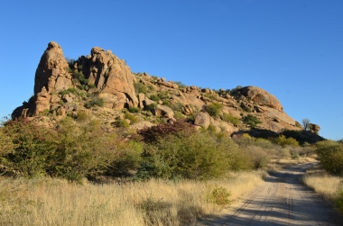 Erongo Mountains 1